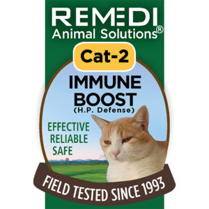 Immunize Boost (Homeopathic Prophylaxis) Cat Spritz