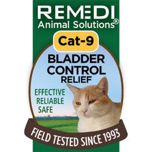 Bladder Control Relief Cat Spritz