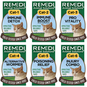 Cat-Set of 6-Starter Kit