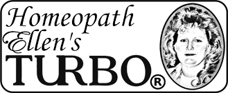 Homeopath Ellen's Turbo Logo
